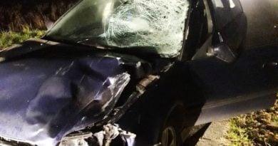 wypadek fot. KMP Konin