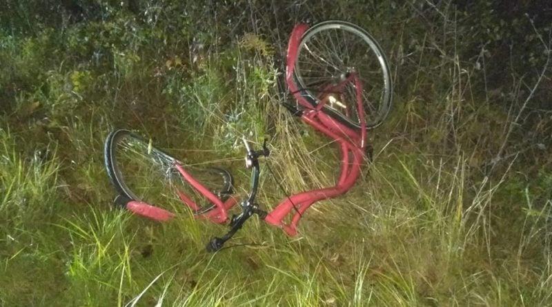 wypadek slesin 7 fot. kmp konin 800x445 - Konin: Śmierć rowerzystki pod Ślesinem