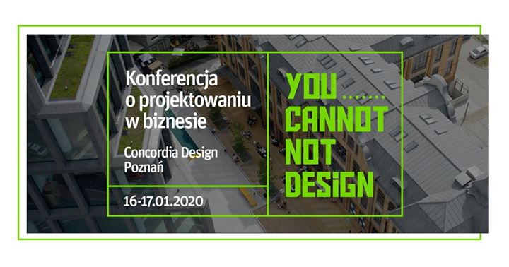 64412 image 72743082 2430354440352776 8278064234814767104 o - You cannot not design. Konferencja