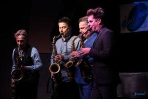 artvark saxophone quartet fot. slawek wachala 0587 300x200 - Artvark Saxophone Quartet na pierwszym koncercie w Polsce