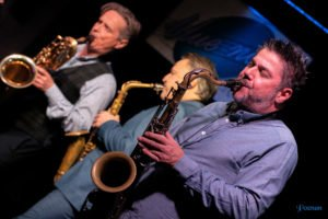 artvark saxophone quartet fot. slawek wachala 0598 300x200 - Artvark Saxophone Quartet na pierwszym koncercie w Polsce