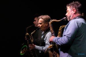 artvark saxophone quartet fot. slawek wachala 0602 300x200 - Artvark Saxophone Quartet na pierwszym koncercie w Polsce