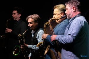 artvark saxophone quartet fot. slawek wachala 0603 300x200 - Artvark Saxophone Quartet na pierwszym koncercie w Polsce