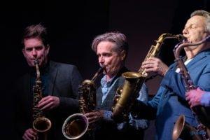 artvark saxophone quartet fot. slawek wachala 0606 300x200 - Artvark Saxophone Quartet na pierwszym koncercie w Polsce