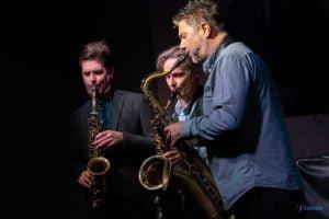 artvark saxophone quartet fot. slawek wachala 0609 300x200 - Artvark Saxophone Quartet na pierwszym koncercie w Polsce