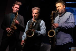 artvark saxophone quartet fot. slawek wachala 0618 300x200 - Artvark Saxophone Quartet na pierwszym koncercie w Polsce