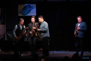 artvark saxophone quartet fot. slawek wachala 0630 300x200 - Artvark Saxophone Quartet na pierwszym koncercie w Polsce