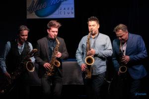 artvark saxophone quartet fot. slawek wachala 0640 300x200 - Artvark Saxophone Quartet na pierwszym koncercie w Polsce