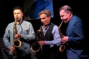 artvark saxophone quartet fot. slawek wachala 0644 300x200 - Artvark Saxophone Quartet na pierwszym koncercie w Polsce