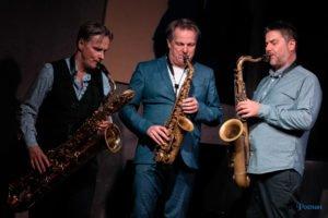 artvark saxophone quartet fot. slawek wachala 0671 300x200 - Artvark Saxophone Quartet na pierwszym koncercie w Polsce