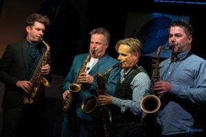 artvark saxophone quartet fot. slawek wachala 0702 300x200 - Artvark Saxophone Quartet na pierwszym koncercie w Polsce