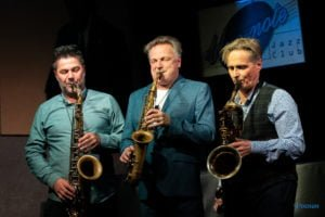 artvark saxophone quartet fot. slawek wachala 0717 300x200 - Artvark Saxophone Quartet na pierwszym koncercie w Polsce