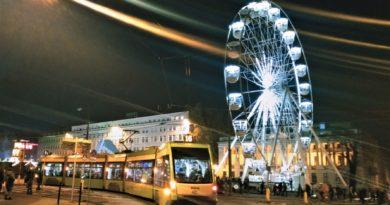 betlejem 1 390x205 - Poznań: Na Betlejem najlepiej dojechać tramwajem, ale poznaniacy wolą auta