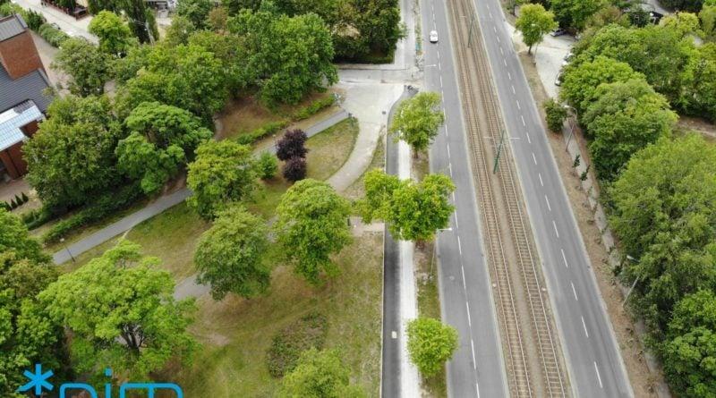 droga rowerowa Grunwaldzka fot. PIM