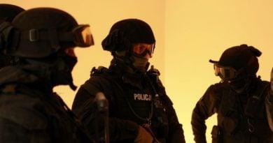 Grupa Realizacyjna szkolenie fot. Policja
