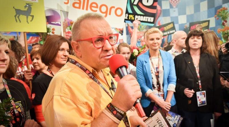 Jurek Owsiak fot. WOSP A. Drygas