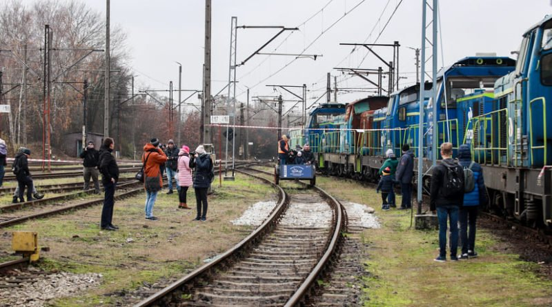 katarzynka 2019 pkp cargo 12 fot. s. wachala 800x445 - Poznań: Katarzynka 2019 na... torach