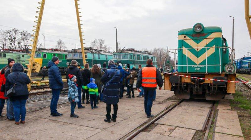 katarzynka 2019 pkp cargo 20 fot. s. wachala 800x445 - Poznań: Katarzynka 2019 na... torach