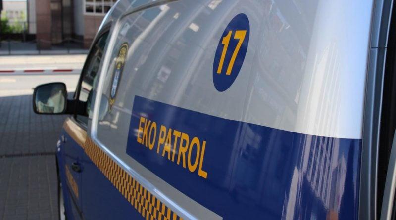 kontrole dronem fot. straz miejska 800x445 - Poznań: Strażnicy miejscy pomogli kociakom w rurze