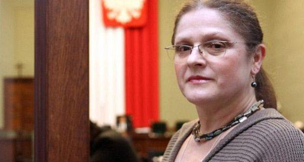 Krystyna Pawłowicz fot. FB K. Pawłowicz