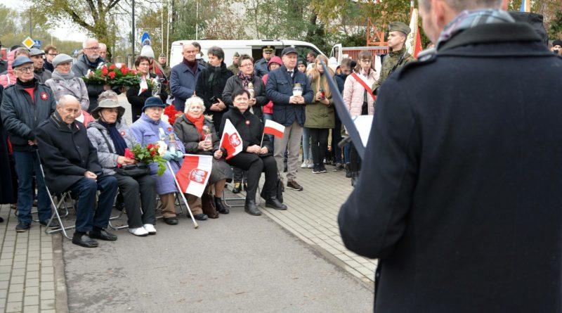 lager glowna 5 obchody fot. ump 800x445 - Poznań: Hołd pamięci więźniów obozu Lager Glowna
