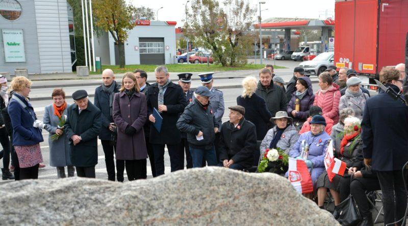 lager glowna 6 obchody fot. ump 800x445 - Poznań: Hołd pamięci więźniów obozu Lager Glowna