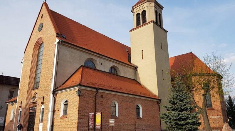 Parafia św. Mikołaja w Mosinie fot. Facebook Parafia św. Mikołaja