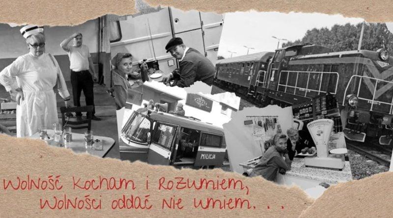 Pociąg na Dzień Niepodległości fot. TurKol
