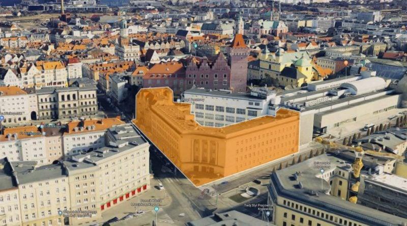 poczta 2 marcinkowskiego fot. orange polska 800x445 - Poznań: Orange Polska sprzedaje budynek przy 23 Lutego