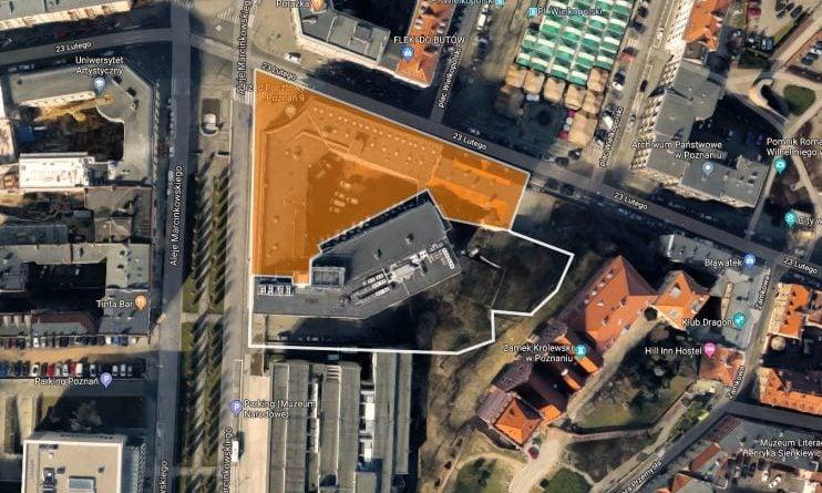 poczta 3marcinkowskiego fot. orange polska 742x445 - Poznań: Orange Polska sprzedaje budynek przy 23 Lutego