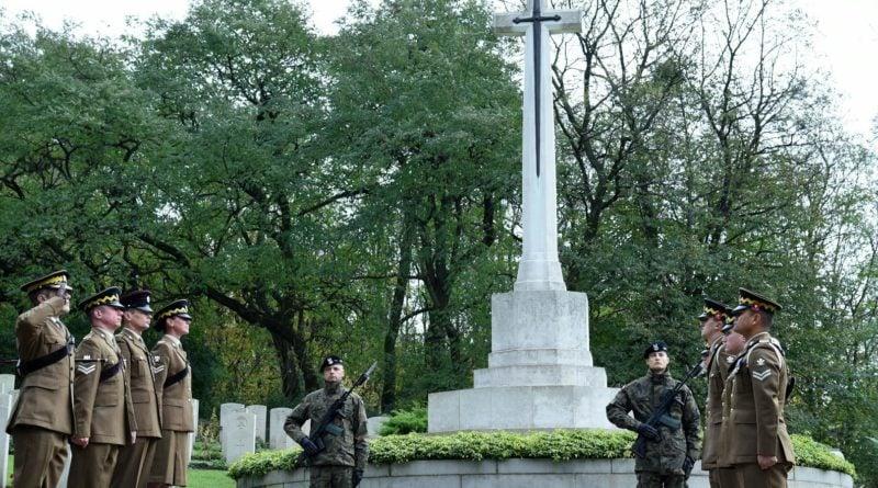 Poznań: Remembrance Day na Cytadeli