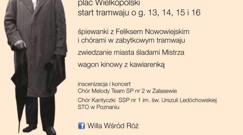 rozspiewany tramwaj mistrza 800x445 - Poznań: Rozśpiewany Tramwaj Mistrza