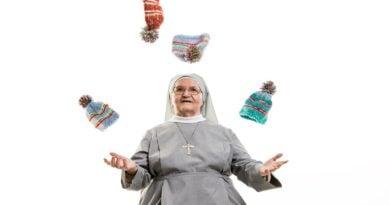 Siostra Cecylia Śmiech fot. UMP