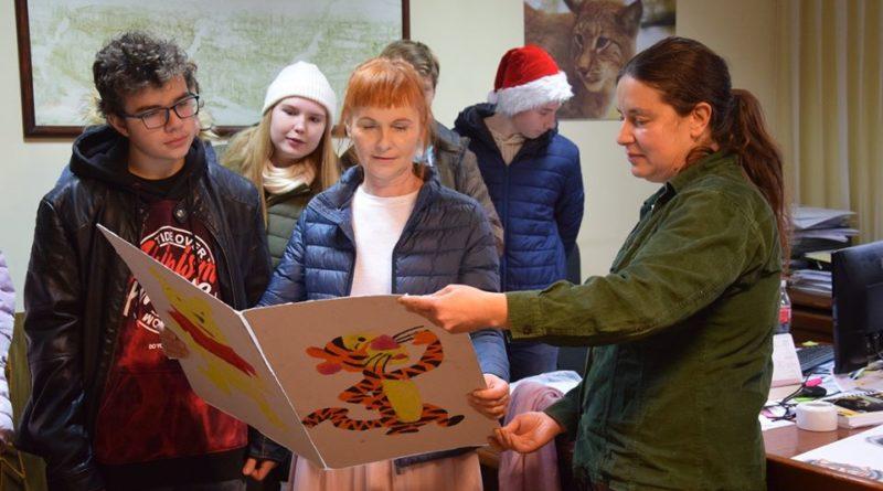 SP Murowana Goslina i tygrysy 5 fot. Zoo Poznań