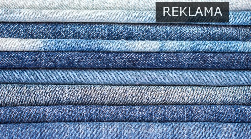 Spodnie dżinsowe damskie fot. artykuł sponsorowany