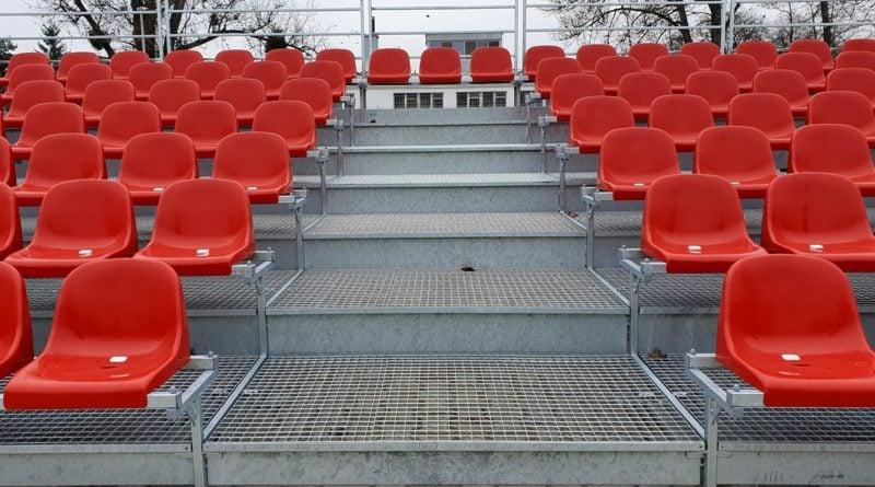 stadion przy ul. harcerskiej fot. ump 4 800x445 - Poznań: Jest decyzja w sprawie najbliższych meczów w Wielkopolsce
