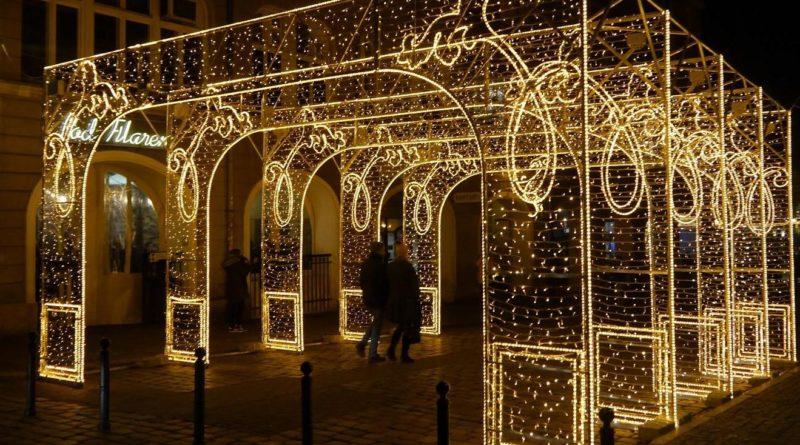 świąteczne dekoracje fot. UMP
