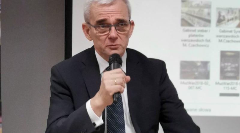 tomasz lecki fot. slawek wachala 800x445 - Poznań: Tomasz Łęcki dyrektorem Muzeum Narodowego!