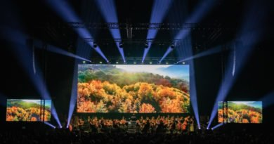 visual concert poznan fot. slawek wachala 7 of 72 390x205 - Visual Concert - koncert muzyki filmowej i epickiej z projekcją z najpiękniejszych miejsc świata