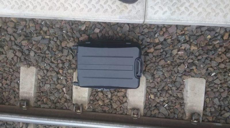 walizki konin fot. policja 800x445 - Konin: zapomniane walizki z... perliczkami