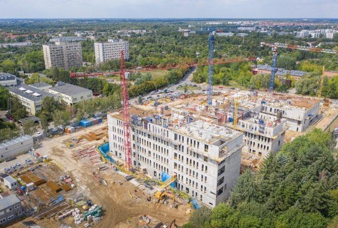 Wielkopolskie Centrum Zdrowia Dziecka fot. UM