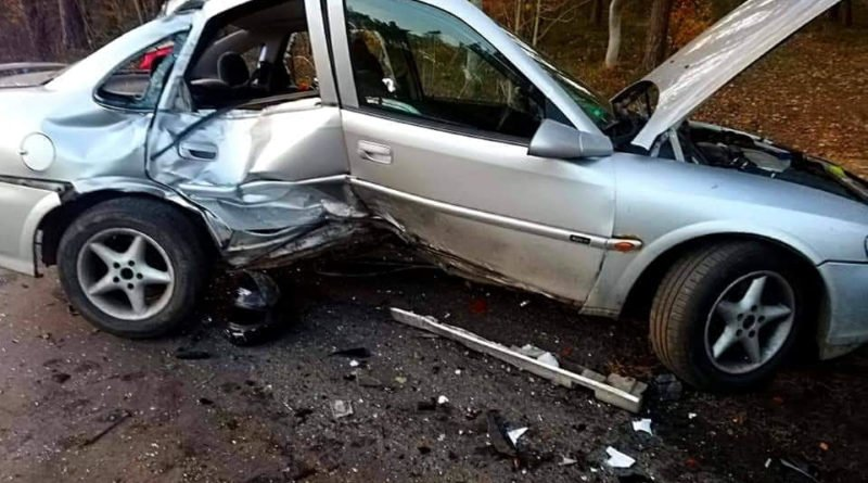wypadek 3 fot. osp cieszkow 800x445 - Cieszków: Motocyklista zginął w wypadku