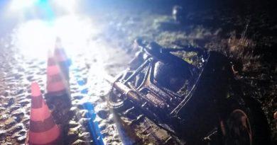 wypadek fot. KPP Grodzisk
