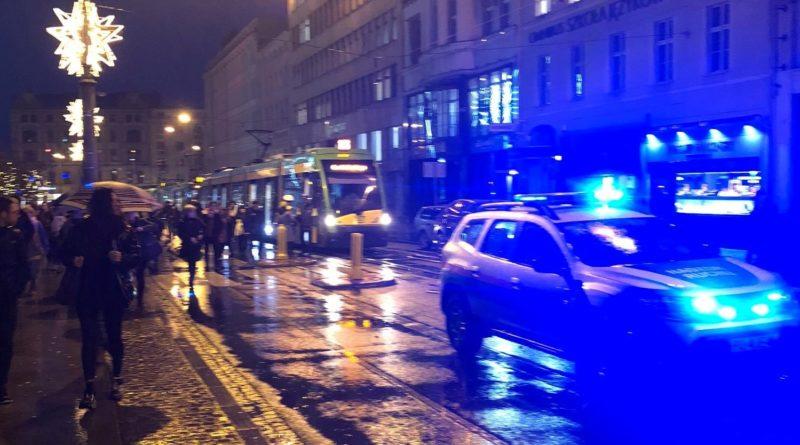wypadek w Poznaniu fot. FB Maciej - Motosygnały