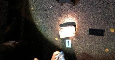 Zamieszki Konin fot. Policja