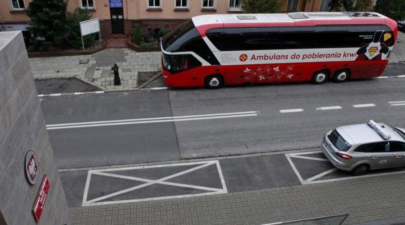 zbiorka krwi 2 fot. policja 800x445 - Poznań: Zbiórka krwi policyjnych KREWniaków