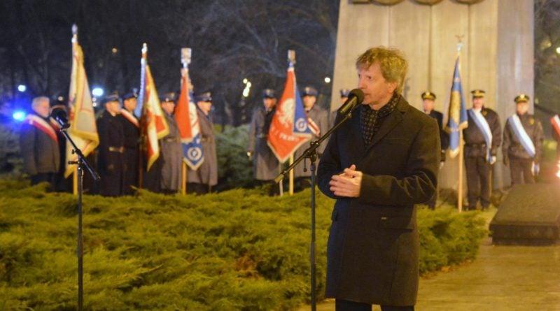 38. rocznica stanu wojennego 2 fot. ump 800x445 - Poznań: Hołd dla ofiar stanu wojennego