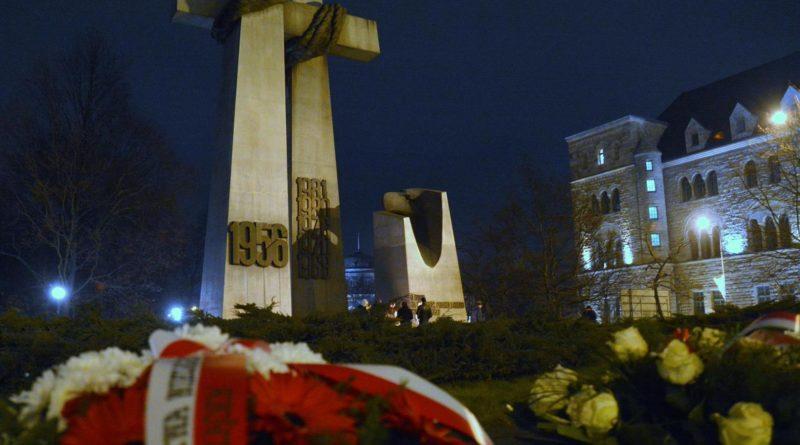 38. rocznica stanu wojennego 6 fot. ump 800x445 - Poznań: Hołd dla ofiar stanu wojennego