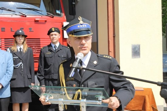 Andrzej Bartkowiak fot. PSP WLKP