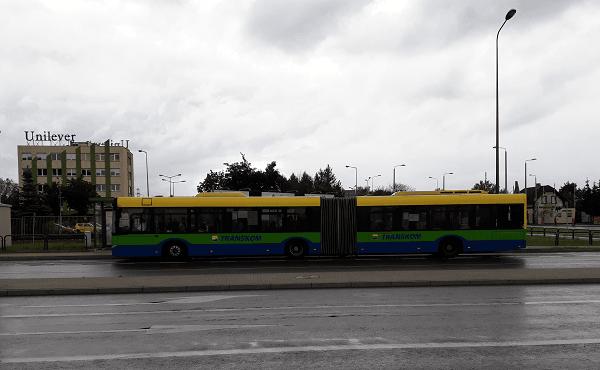 Autobus Transkom fot. ZTM